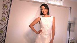 Gabina Partyšová už nechce své svatební šaty ve skříni.