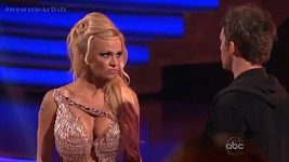 Pamela Anderson v Dancing with the Stars