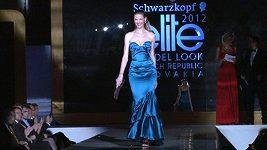 Kuchařová, Němcová, Faltýnová na finále Elite model look