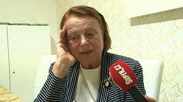 Iva Janžurová - vzpomínky na Radoslava Brzobohatého