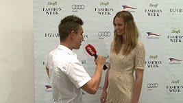 Modelka Bosáková přiznala, že je opět těhotná.