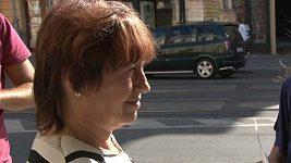Vdova Olga Rotreklová se vyjádřila k verdiktu soudu.