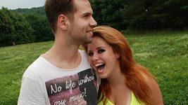 Norbert Peticzky a Dominika Šuľáková mají nový singl LOVE LOVE LOVE.