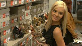 Táňa Kuchařová - boty