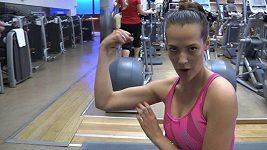 Kateřina Sokolová - cvičení