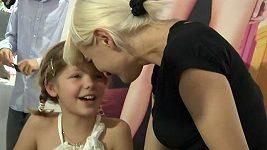 Bára Nesvadbová - dcera
