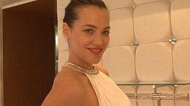 Kateřina Sokolová nákup šatů