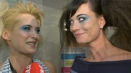 Miluše Bittnerová a Šárka Ullrichová