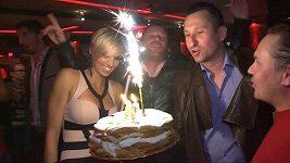 Hanka Mašlíková slaví narozeniny