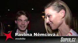 Pavlína Němcová ukázala syna