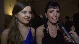 Martina Jandová s dcerou na TýTý