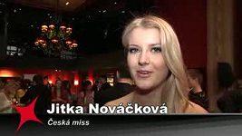 Česká miss Nováčková