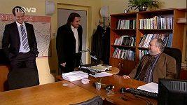 Ukázka ze seriálu Ulice