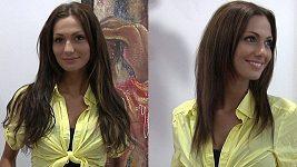Eliška Bučková - vlasy