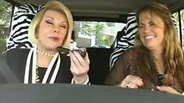 Lynne a Joan smoking weed
