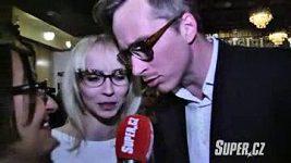Jana Plodková a Filip Žilka