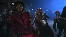 Michael Jackson thriller short version