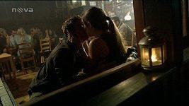 Expozitura líbací scény