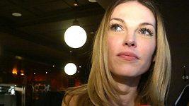 Pavlína Němcová promluvila o svém vánočním traumatu