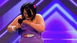 X Factor - Natasha