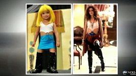 Matka oblékla tříletou dceru jako prostitutku, kterou hrála Julia Roberts ve filmu Pretty Woman