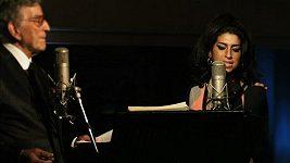 Duet Tonyho Bennetta a Amy Winehouse.