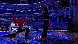 Československo má talent - dva tanečníci