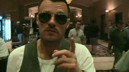 Leoš Mareš ve Vegas