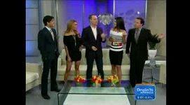 Tom Hanks předvedl svůj zběsilý tanec v televizním studiu s rosničkou