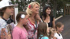 Lucie Benešová a Adéla Gondíková se rozpovídaly o svých dětech.