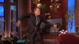 Neuvěřitelné taneční kreace Toma Hankse