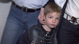 Syn Martiny Kociánové se popral ve školce. Podívejte se, jak se k tomu postavil