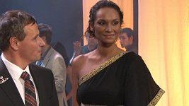 Lejla Abbasová - Miss Expat 2012