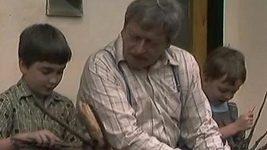 Saša Rašilov v seriálu Doktor z vejminku