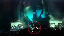 Marilyn Manson zkolaboval na koncertě