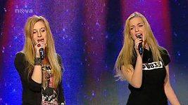 Blondýnky šokovaly porotu SuperStar
