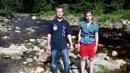 Katka a Jindra s písní Mosty