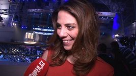 Andělé 2012 Aneta Langerová
