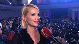 Andělé 2012 Lucie Dvořáková