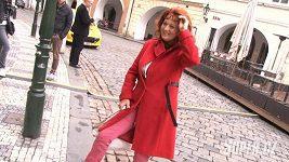 Simona Stašová prozradila, kdy už se její matka postaví na nohy.