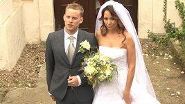 Svatba Agáty Prachařové
