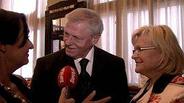 Laďa Kerndl a Milada Kerndlová