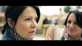 Anna K - natáčení spotu proti rakovině prsu 2013