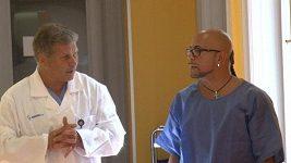 Osmany Laffita u plastického chirurga
