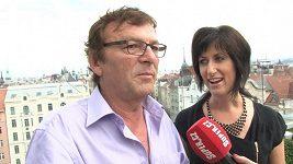 Pavel Trávníček a Monika Fialková