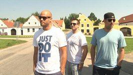 Hokejisti 2 Babovřesky