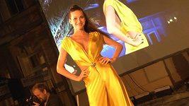 Andrea Verešová - módní přehlídka