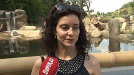 Lucia Šoralová - zoo - porod a druhé dítě