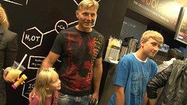 Martin Maxa a děti