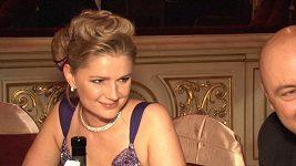 Monika Žídková, modelka